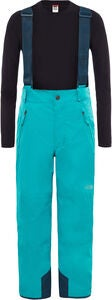 The North Face Snowquest Suspender Plus Thermohose, Kokomo Green