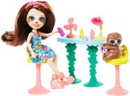 Enchantimals Spielset Sloth Nail Salon