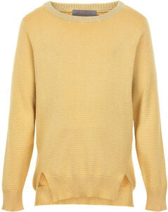 Creamie Structure Pullover, Rattan