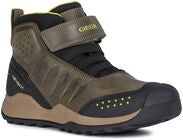 Geox Teram ABX Stiefel, Military/Lime