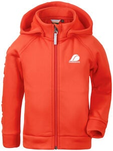 Didriksons Corin Powerstretch Jacke, Poppy Red