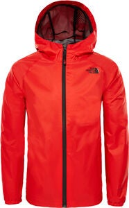 The North Face Zipline Regenjacke, Fiery Red