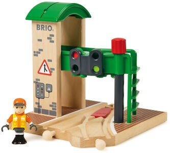 BRIO World 33674 Signal Station
