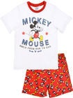 Disney Mickey Mouse Pyjamas, Weiß