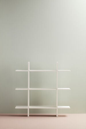 Kaufen Kids Concept Wandregal 3 Ebenen, Weiß | Jollyroom