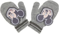 Disney Mickey Mouse Handschuhe, Grey