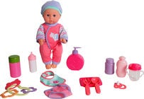 Dream Collection Freja Puppe Startpaket 30 cm