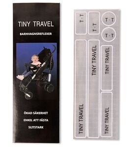 Tiny Travel Kinderwagenreflektoren