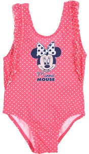 Disney Minnie Maus Badeanzug, Dark Pink