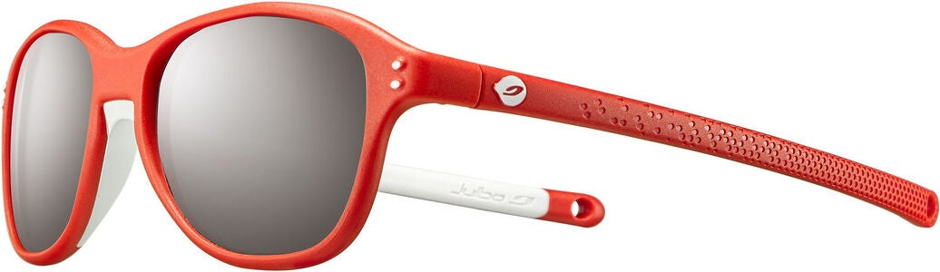 Julbo Boomerang Spectron Sonnenbrille, Red/Grey Clear