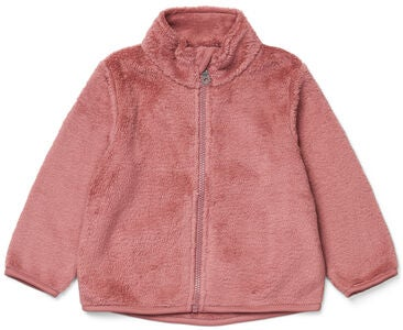 Luca & Lola Abrahamo Fleecejacke, Withered Rose