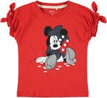 Name it Minnie Maus T-Shirt, Poppy Red