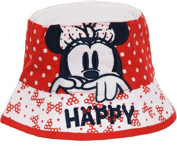 Disney Minnie Maus Hut, Rot