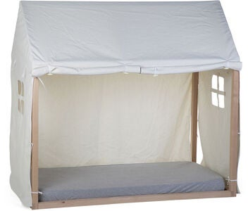 Childhome Bettbezug Haus 70x140, White