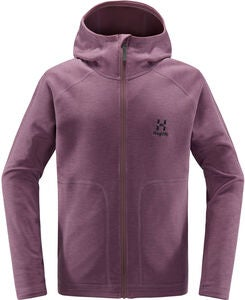 Haglöfs Heron Fleecehoodie, Purple Milk
