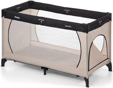 Hauck Reisebett Dream'n Play, Beige/Grey