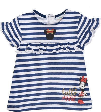 Disney Minnie Maus T-Shirt, Navy