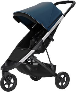Thule Spring Buggy, Majolica Blue