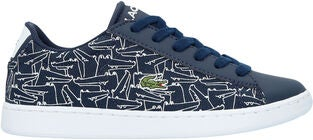 Lacoste Carnaby Evo 318 Sneaker, Navy/White