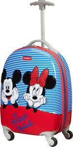 Samsonite Disney Spinner Reisekoffer 20.5L, Minnie/Mickey Stripes