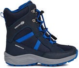 Geox New Alaska WPF Winterstiefel, Navy/Royal