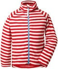 Didriksons Monte Fleecejacke, Chili Red