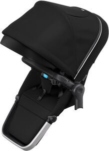Thule Sleek Geschwistersitz, Midnight Black