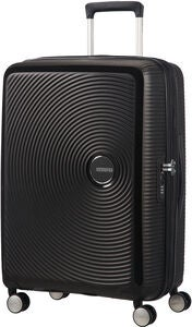 American Tourister Soundbox Spinner Reisetasche 71.5 l, Bass Black