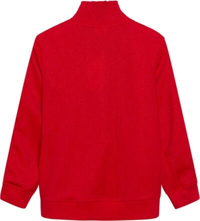 Hust & Claire Capri Cardigan, Fiery Red