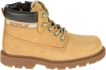 Caterpillar Colorado Zip Stiefel, Honey Reset