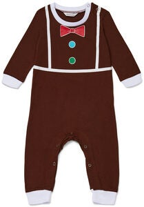 Luca & Lola Jumpsuit Gingerbaby, Brown