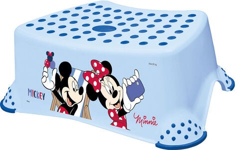 Disney Micky Maus Hocker, Blau