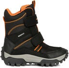 Geox Himalaya WPF Winterstiefel, Black/Orange