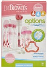 Dr. Brown's Options Geschenkset L, Rosa