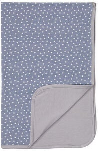 Alice & Fox Decke Dots, Grey