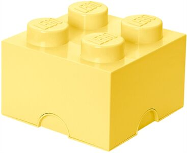 LEGO Spielzeugkiste 4 Design Collection, Cool Yellow