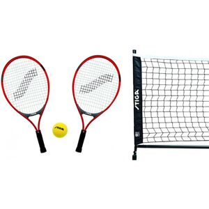 Stiga Mini-Tennis Set, Rot
