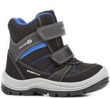 Geox Trivor WPF Winterstiefel, Black/Royal