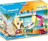 Playmobil 70435 Bungalow Mit Pool