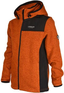 Lindberg Bormio Fleecejacke, Orange