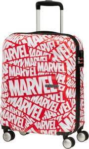 American Tourister Marvel Trolley, Marvel Logo 36L