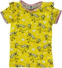 Småfolk Einhorn T-Shirt, Yellow