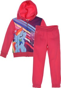 My Little Pony Pullover & Hose, Fuchsia