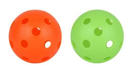 STIGA Floorball Ball EXS 2er Pack Mix