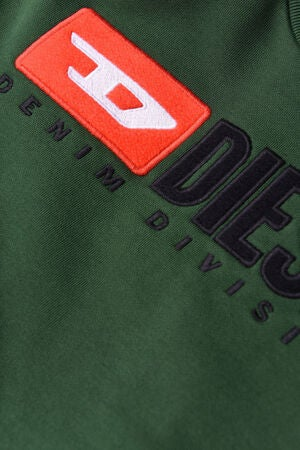 Diesel Screwdivision Sweatshirt, Dark Green