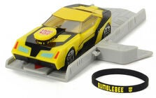 Transformers Mission Racer Spielzeugauto Bumblebee