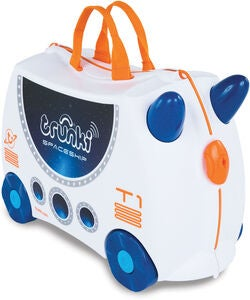 Trunki Skye The Spaceship Reisekoffer 18L, White