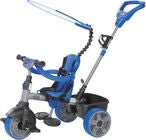 Little Tikes Dreirad Trike 4-in-1, Blau