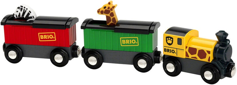 BRIO World 33722 Safari-Zug
