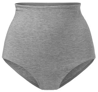 Boob Soft Support Slip, Grey Melange